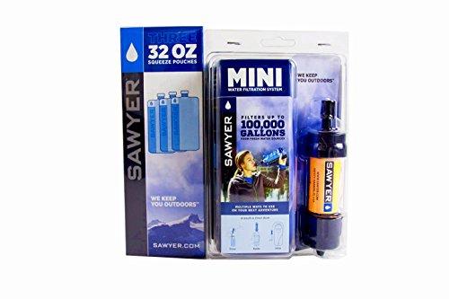 Sawyer Mini Filtre à Eau Original Set avec SP...