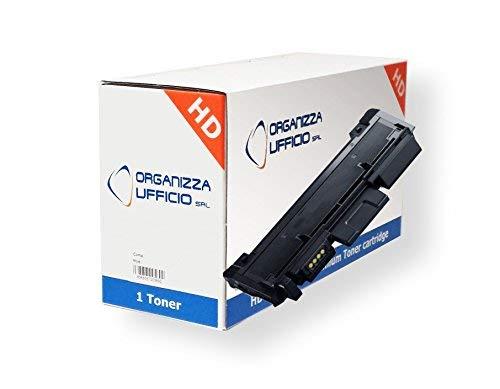 Organizza Ufficio Toner O-Mlt-d116L compatibile con Samsung Xpress M2625, M2625D, M2675F, M2675FN, M2675N, M2825ND, M2825DW, M2875FD, M2875FW, M2875ND, Durata 3.000 pagine