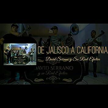 De Jalisco a California