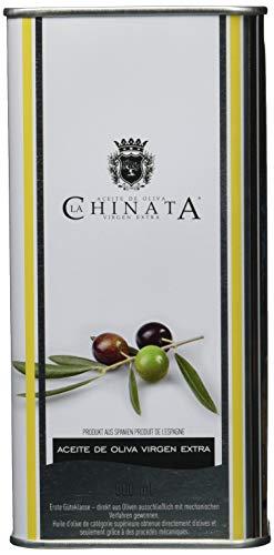 La Chinata Aceite de Oliva Virgen Extra Lata Grande, Natives Olivenöl in attraktiver Dose (1 x 500 ml)