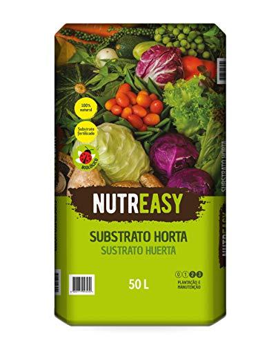 Nutreasy Sustrato Huerto 50Lt Bio
