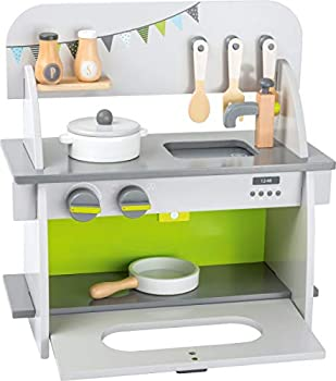 Small Foot Wooden Compact Play Kitchen