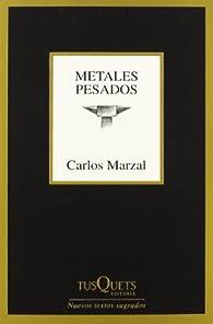 Metales pesados par Carlos Marzal