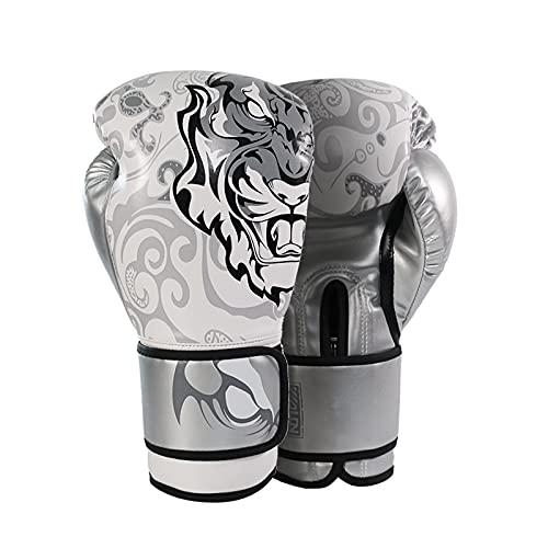Boxen Leder Muay Thai Training Sparring Bunching Taschenhandschuhe Taekwondo Boxhandschuhe Boxbeutel Style 1-6oz
