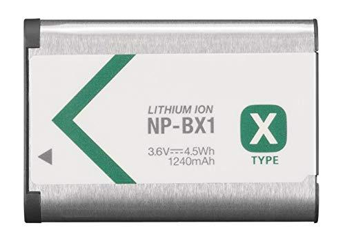 Amsahr BT-SNNPBX1-1CT Numérique Remplacement Caméra/Caméscope Batterie pour Sony Np-Bx1/Dsc-Hx50V/Dsc-Rx1/Np Bx1/Hdr-As10/Hdr-As15 Gris