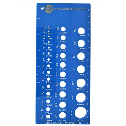 """Drill Bit Gauge 