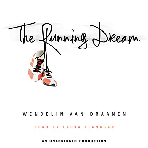The Running Dream audiobook cover art
