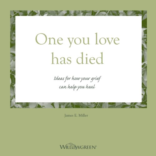 One You Love Has Died audiobook cover art