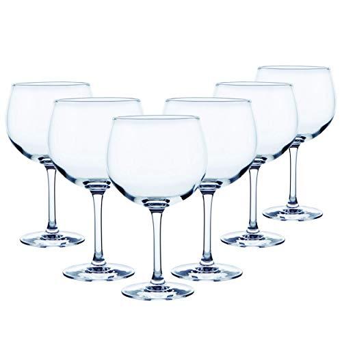 Copas Gin Tonic Cristal Marca HOGAR Y MAS