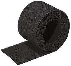 Spontex Rollo estropajo fibra abrasivo negro 3 metros (150x3000mm). Dureza alta