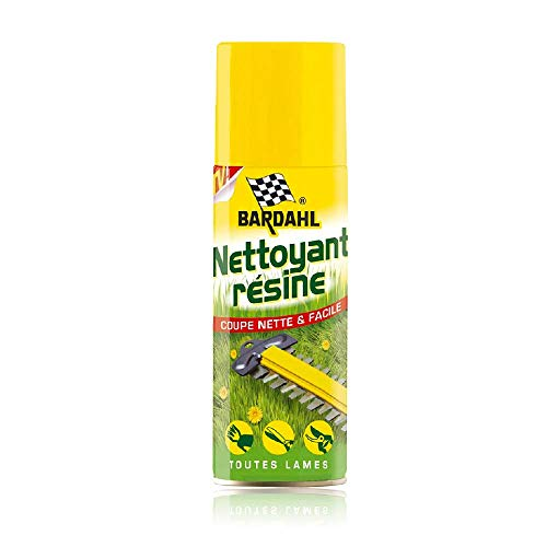 Bardahl 2004440 NETTOYANT RESINE Spray 200 ML