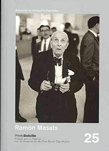 RAMÓN MASATS /3ª ED. (PHOTOBOLSILLO)