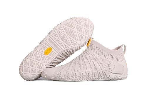 Vibram Women's Furoshiki Knit High Shoes Sand 38