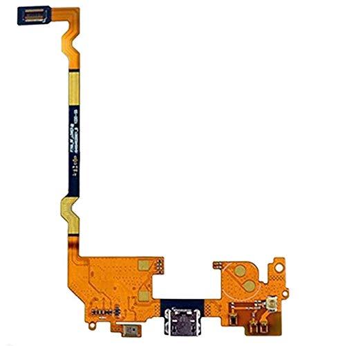 YIJINYAESHOP Piezas de Repuesto del teléfono móvil Flex Cable de Puerto de Carga USB Conector y Reemplazo Flex Cablemicrófono for LG P769 / P760 / P765 / Optimus L9 Piezas de Repuesto