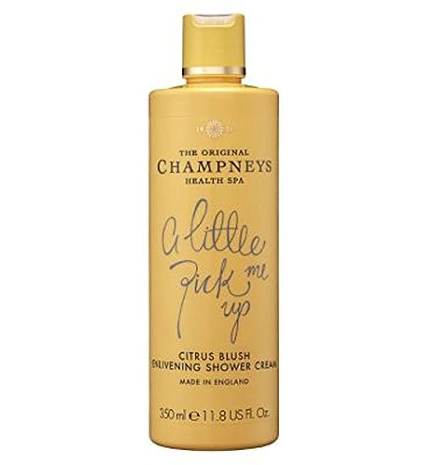 徒歩で担保カストディアンチャンプニーズシトラス赤面盛り上げシャワークリーム350ミリリットル (Champneys) (x2) - Champneys Citrus Blush Enlivening Shower Cream 350ml (Pack of 2) [並行輸入品]