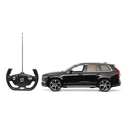 Volvo XC90 - Mando a distancia (escala 1:14), color negro
