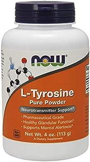 Now Foods L-tirosina Powder 160 g