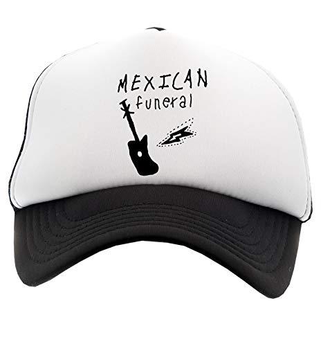 Hopestly Mexican Funeral Gorra de Béisbol Unisex Niños Niña Niñas Ajustable Cap Boy