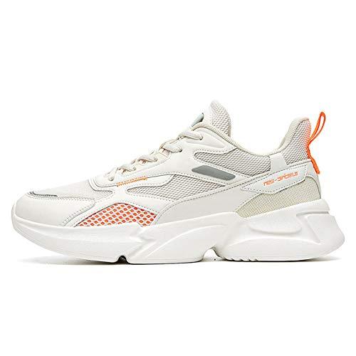GJF Neue Sportschuhe, 2020 Summer Fashion Casual Low-Top-Sneakers, atmungsaktive Mesh-High-Running-Schuhe, leichte rutschfeste Outdoor-Schuhe-C-41