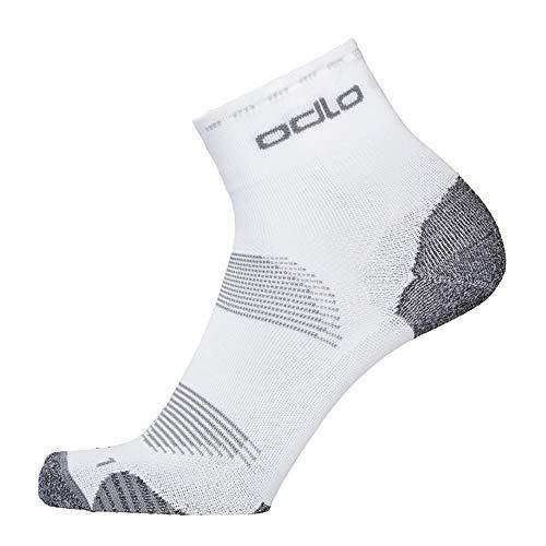 Odlo Socken Ceramicool Quarter, white, 36-38, 763770