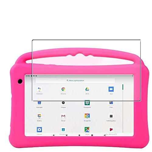 VacFun 3 Piezas HD Claro Protector de Pantalla Compatible con vatenick Kids Tablet 7 Inch V7, Screen Protector Película Protectora(Not Cristal Templado)