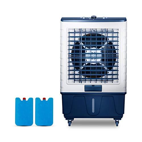 YWARX mobiele airconditioner, luchtkoeler met luchtreinigings- en bevochtigingsfunctie - 4 snelheden - 40 liter waterreservoir - 6800 m3/h - 240 W