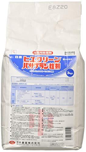 日本農薬 水稲用中後期除草剤 ヒエクリーンバサグラン粒剤 3kg