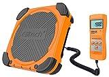 Elitech LMC-200 Báscula Electrónica Refrigerante la Medida Más Pesada 100KG Pesadora de Carga de Refrigerante Escala de Peso Digital para HVAC y AC Alta Precisión ✩Garantía de 12 meses✩