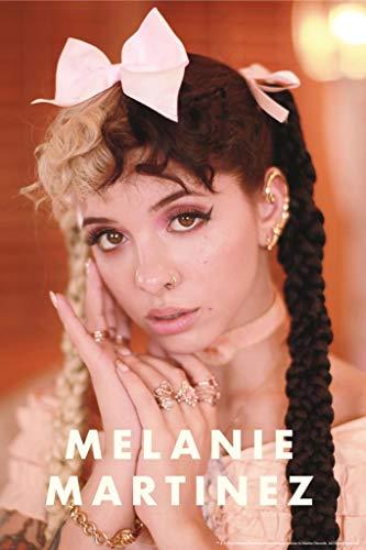 Melanie Martinez Pink Bow Crybaby Detention K12 Album Music Merch Cool Wall Decor Art Print Poster 24x36