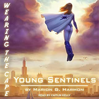 Young Sentinels cover art