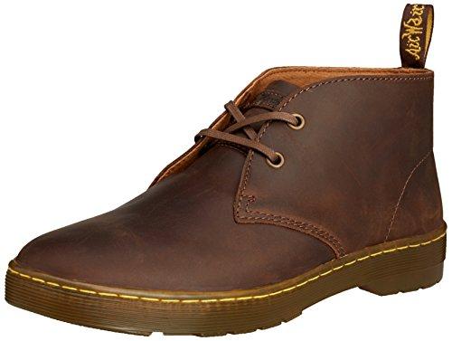Dr. Martens Men's Cabrillo Chukka Boot, Gaucho Crazy Horse, 11