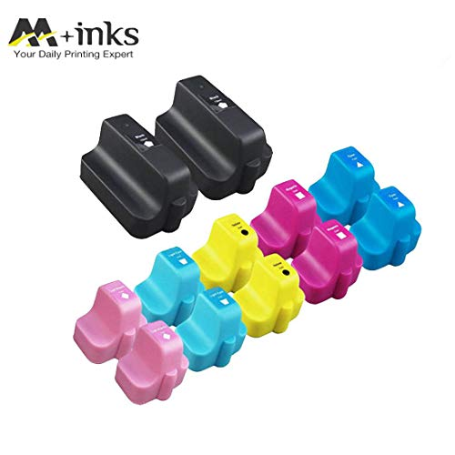 AA+inks 12 confezione da Sostituzione per cartuccia d'inchiostro HP 363 compatibile per HP Photosmart 3110 3210 3210v 3210xi 3213 3310 3310xi 3313 8230 8238 8250 C5180 C6180 C6270 Stampante