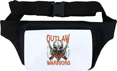Outlaw Warriors Ghetto Sac de Taille