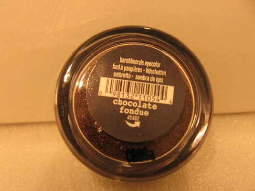 Bare Mineral Eyecolor Chocolate Fondue