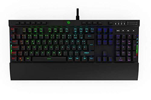 Monster Pusat K3 Pro Mechanical Gaming Keyboard