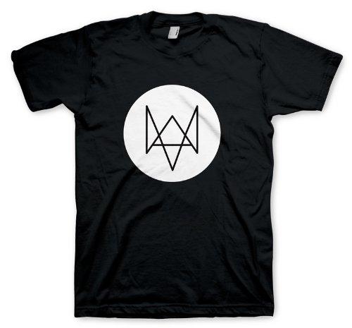 Watch Dogs - T-shirt Homme Fox T-Shirt - Noir (Black) - Small