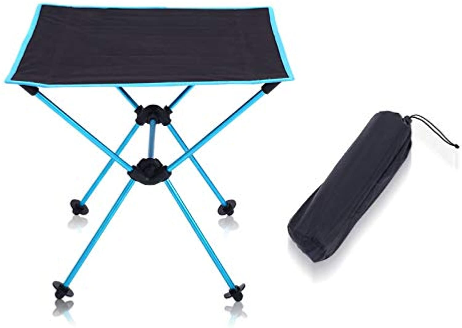 Camping Table Outdoor Camping Portable Multi-Purpose Folding Table Waterproof Oxford Cloth. Outdoor & Indoor