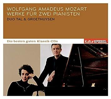 Mozart: Works for Two Pianists/Werke für zwei Pianisten, Vol. 2