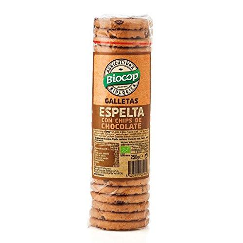 Biocop Galleta Espelta Chip De Choco Biocop 250 G 100 g