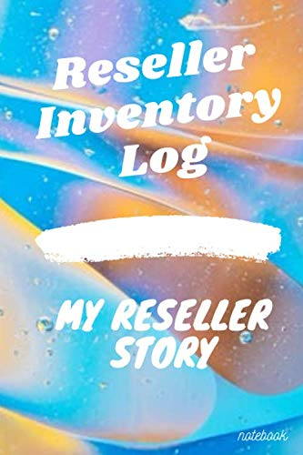 Retail Sales Inventory Log: Journal Gift.100 Pages.6*9.Soft Cover.Matte Finish