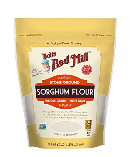 Bob's Red Mill Gluten Free Sweet White Sorghum Flour, 22 Oz