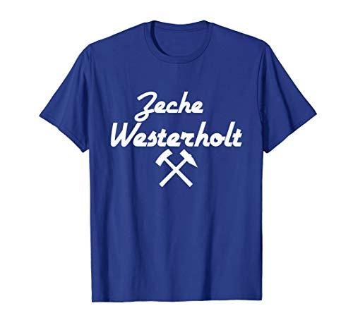 Zeche Westerholt Gelsenkirchen Schalke Bergbau T Shirt