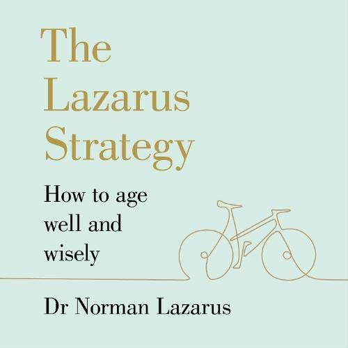 The Lazarus Strategy cover art