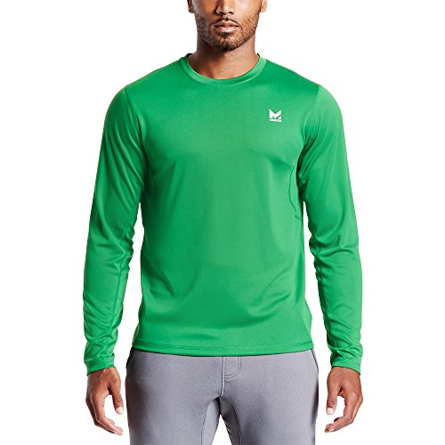 Small Mission Athlete Care 140024-P Real Tree Mission Mens VaporActive Base Layer Long Sleeve Top