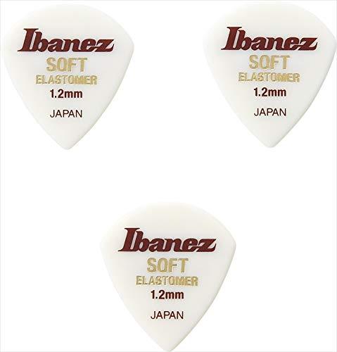 IBANEZ Plektren - Elastomer Weich 3 Stück (BEL18ST12)