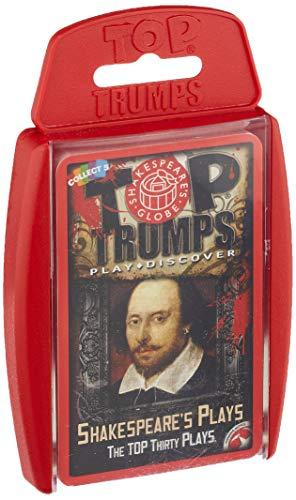 Winning Moves 14885 Shakespeare 's spielt Top Trumpf Spiele, Shakespeare's Plays