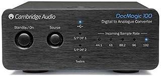 Cambridge Audio DacMagic 100 Digital-to-Analogue Converter (Black)