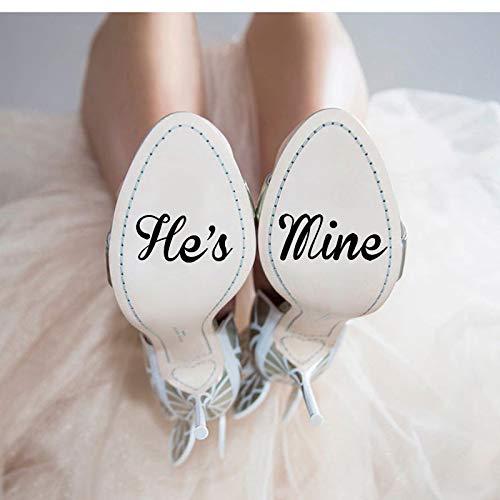 Liwendi 4 Piezas/Juego De Zapatos De 5 Cm Con Apliques De Boda...