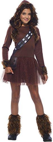Star Wars Classic Chewbacca Child Costume, Female -$12.30(73% Off)