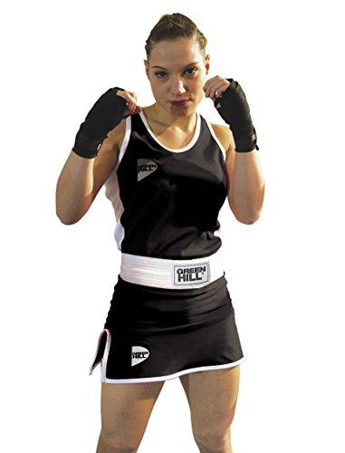 GREEN HILL Boxing PANTAGONNA DE Boxeo Donna Panta Falda para